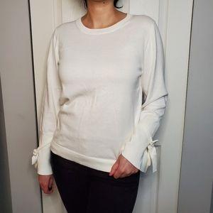 J. Crew longsleeve bell sleeve sweater